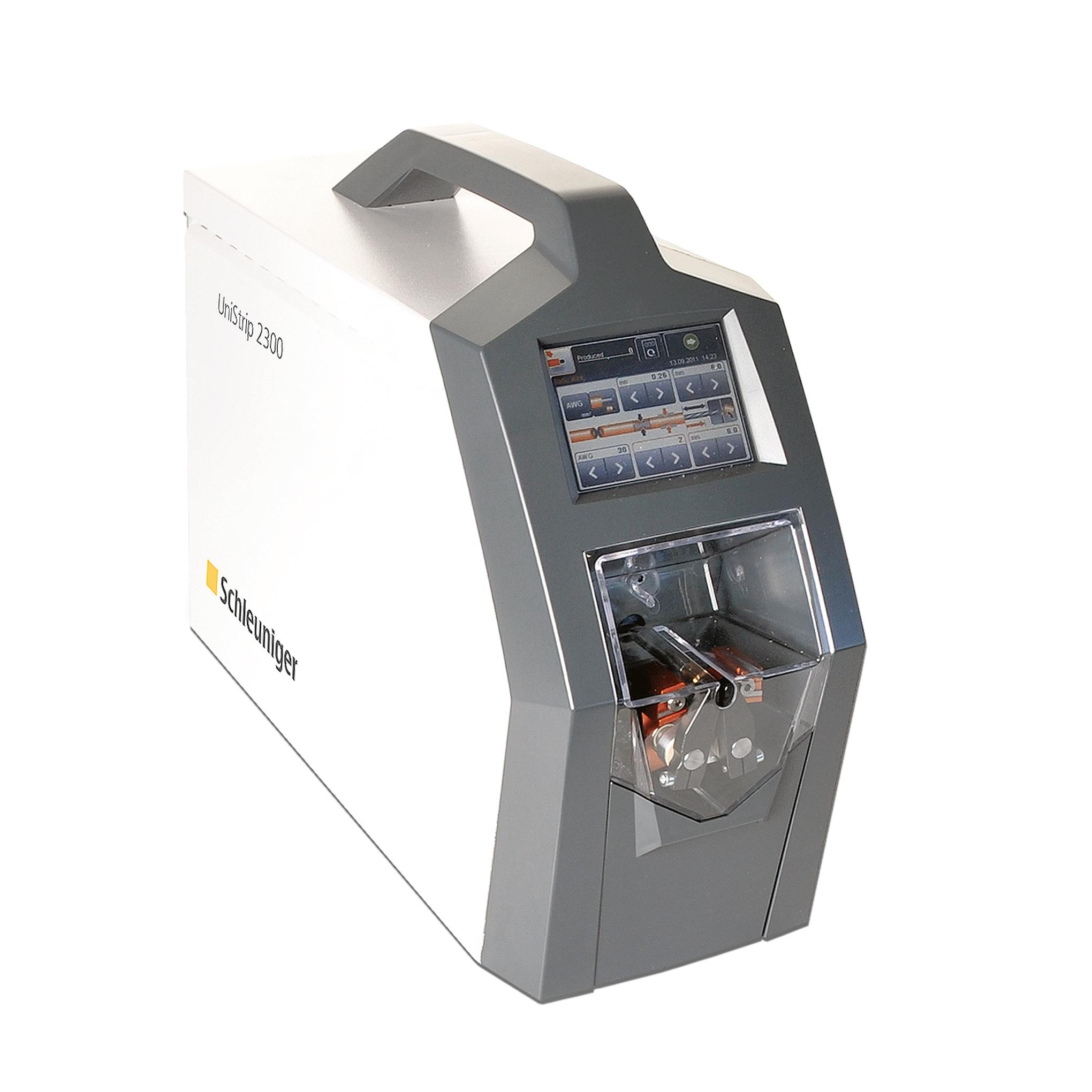 UniStrip 2300<br>programmierbare Abisoliermaschine
